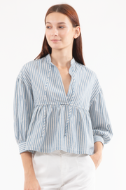 Astrid Blouse in Stripe