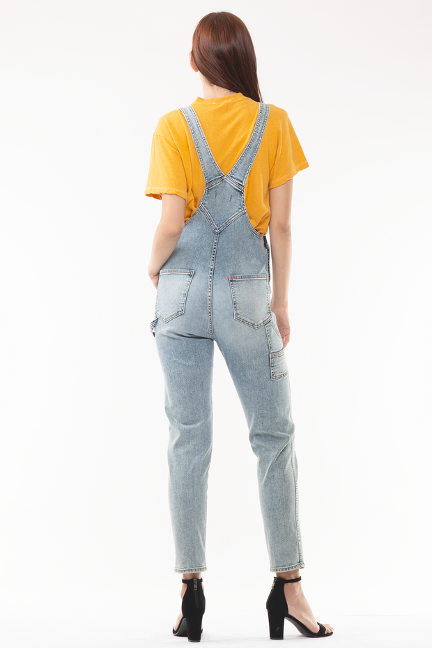 Carly Overalls | Eco-Friendly Wash