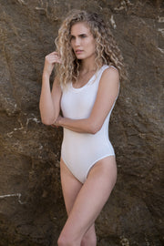 Jen Pointelle Body Suit in Tide