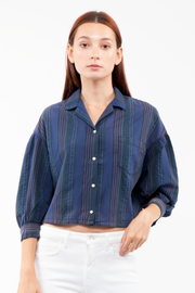 Emma Blouse in Chai