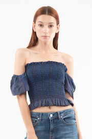 Emma Tube Top in Chai