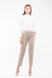 Grace Trouser in Khaki