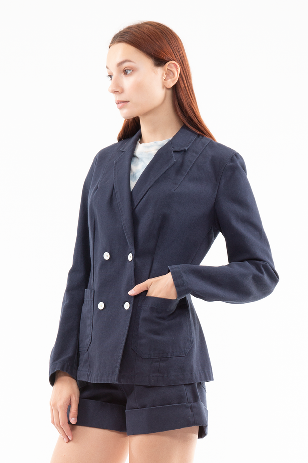 Sloane Double Breasted Blazer