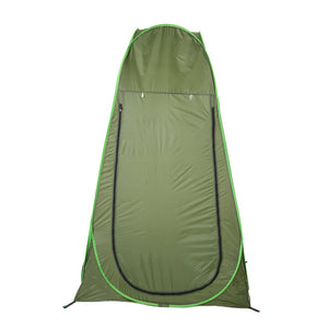 Green Collapsible Changing Room Tent (with carry bag)