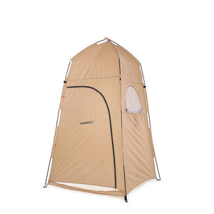 Beige Outdoor Dressing Changing Room Tent (includes fold up bag)