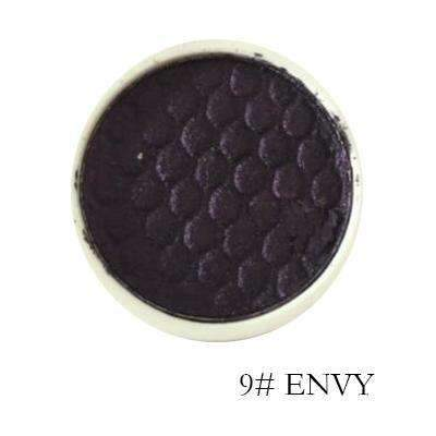 IDEAL VIGOR / ENVY #09 | Single Color Eyeshadow  | Cosmetic Blush Eye Shadow, Waterproof