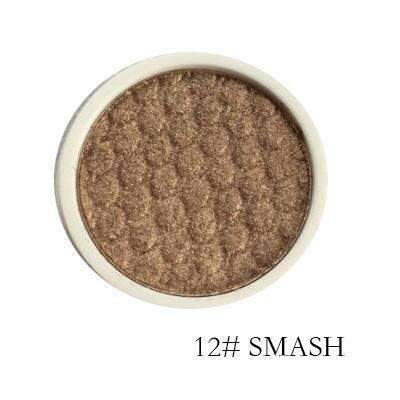 IDEAL VIGOR / SMASH #12 | Single Color Eyeshadow  | Cosmetic Blush Eye Shadow, Waterproof
