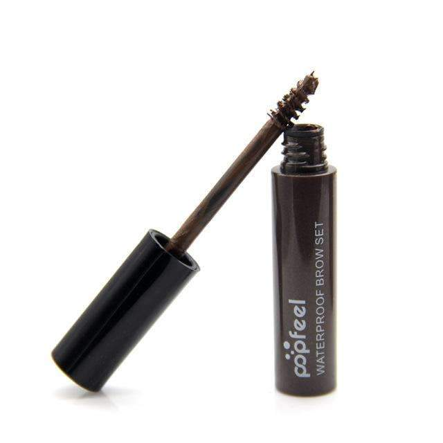 POPFEEL #01 | Eyebrow Mascara Cream Eye Brow Shadow Waterproof Makeup