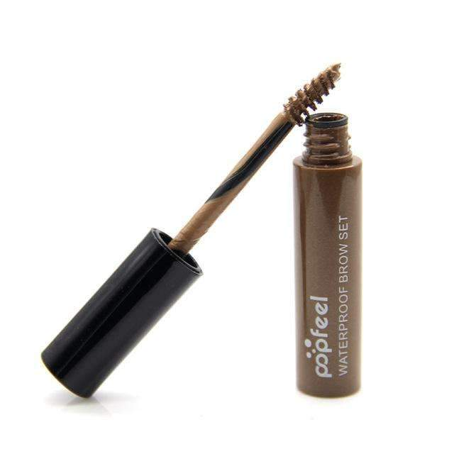 POPFEEL #04 | Eyebrow Mascara Cream Eye Brow Shadow Waterproof Makeup