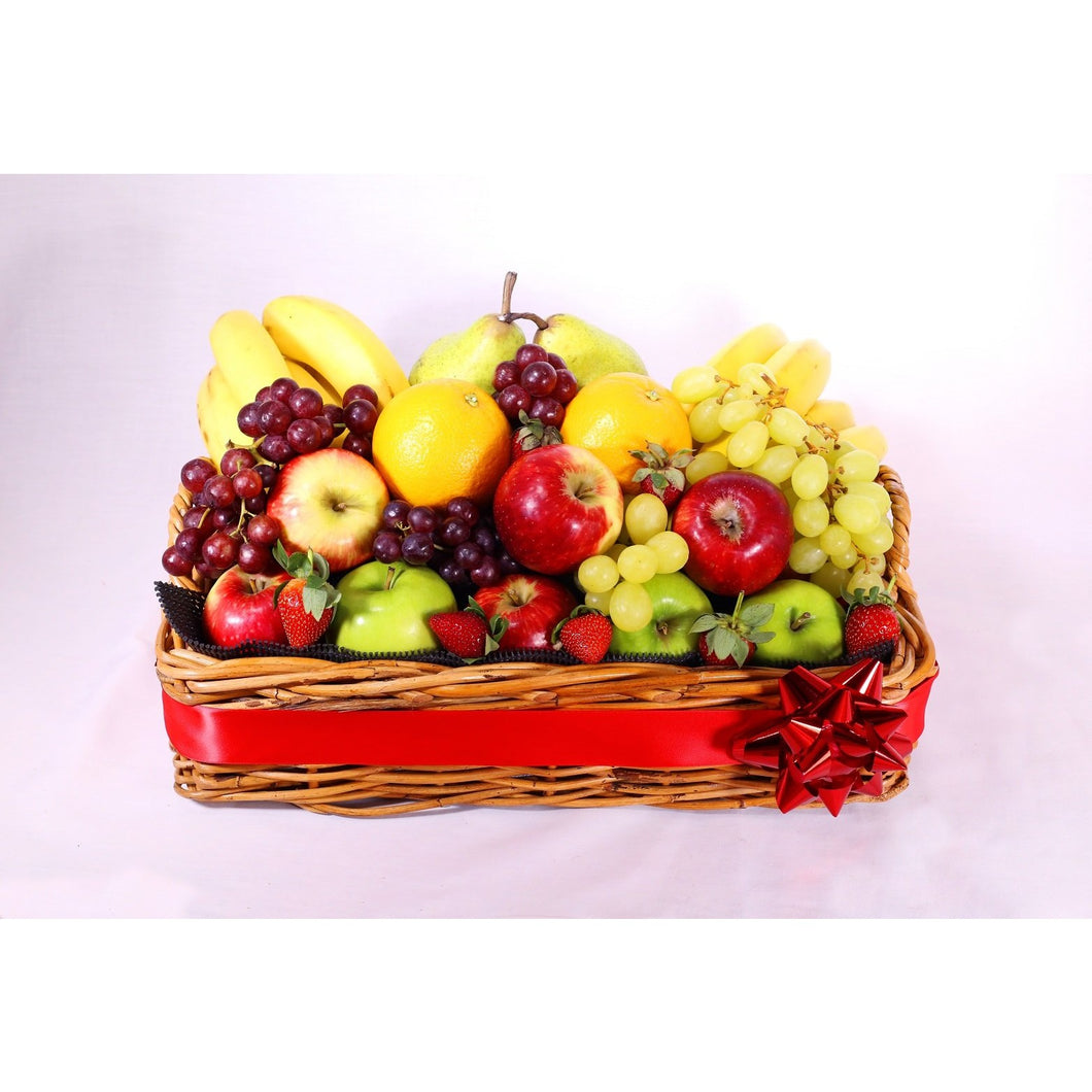 Medium Variety Fruit Gift Basket
