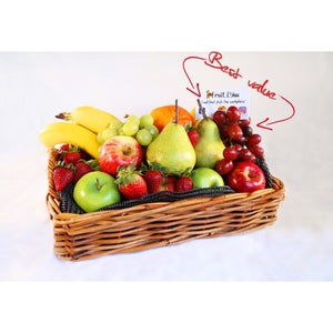 Small Fruit Basket - Delivered weekly - Monthly Order