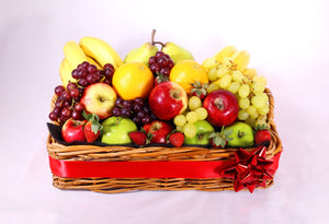 Fruit Variety Gift Basket - Free Delivery!