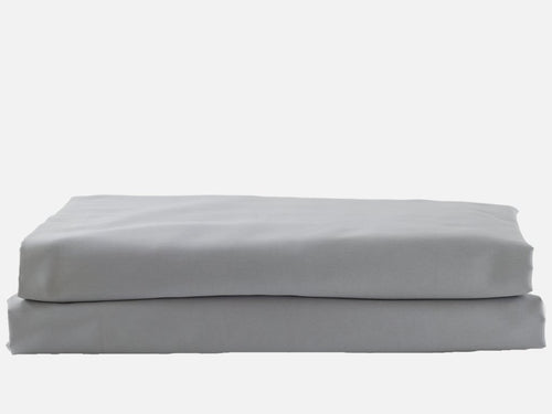 100% Cotton Dove Gray Bed Sheet Set