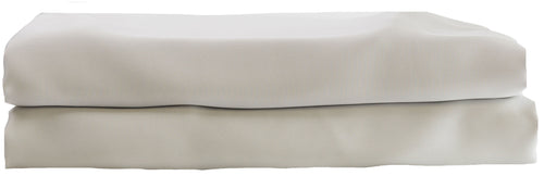 100% Organic Bamboo Bed Sheet Set - Light Grey
