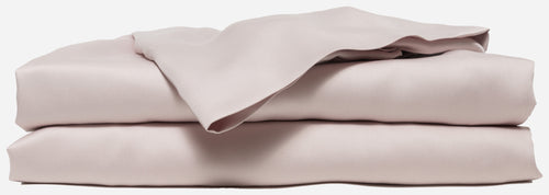 light pink bamboo bed sheets