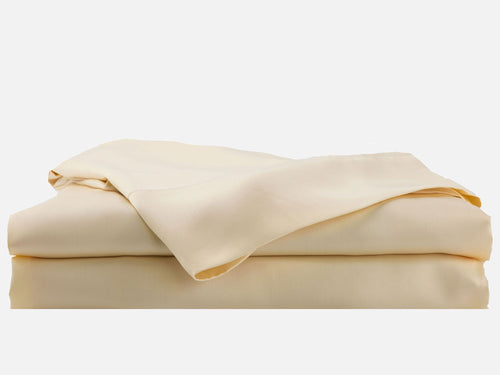 100% Organic Bamboo Bed Sheet Set - Mellow Yellow
