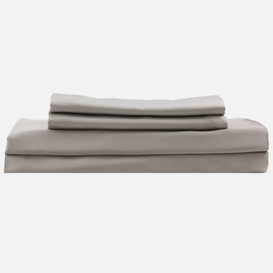 100% Organic Bamboo Bed Sheet Set - Sand