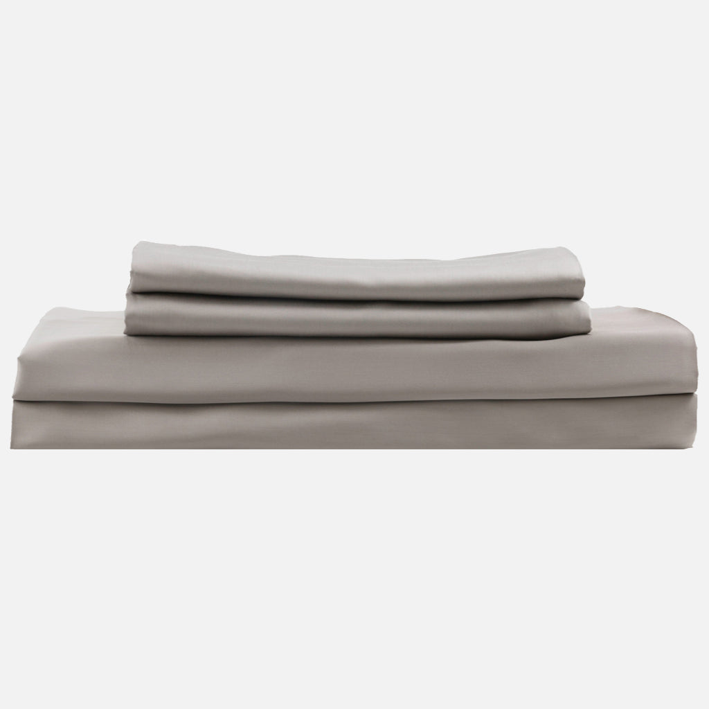 Delicieux 100% Organic Bamboo Bed Sheet Set   Sand