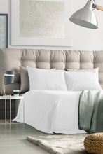 100% Organic Bamboo Bed Sheet Set - White