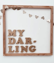 Load image into Gallery viewer, My Darling- gold