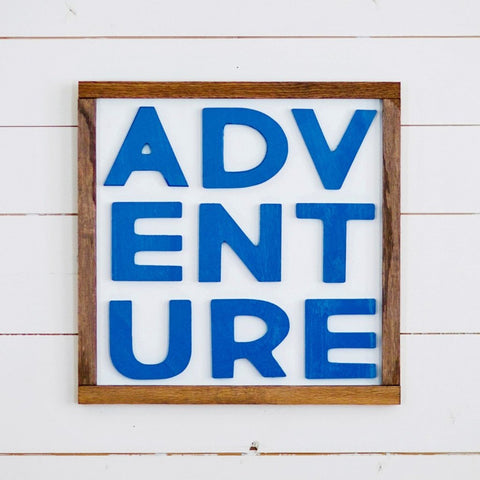 ADVENTURE- Cut Out
