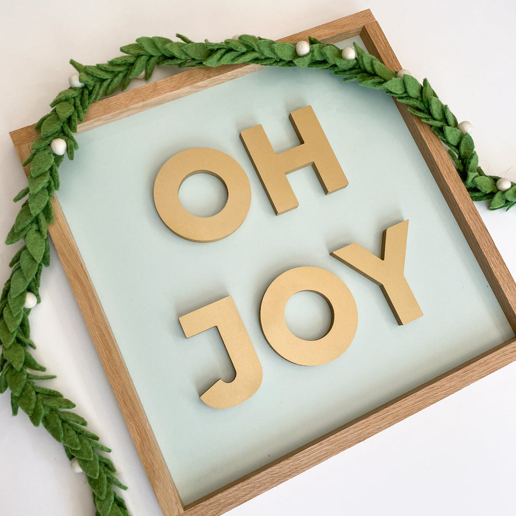 OH JOY-gold