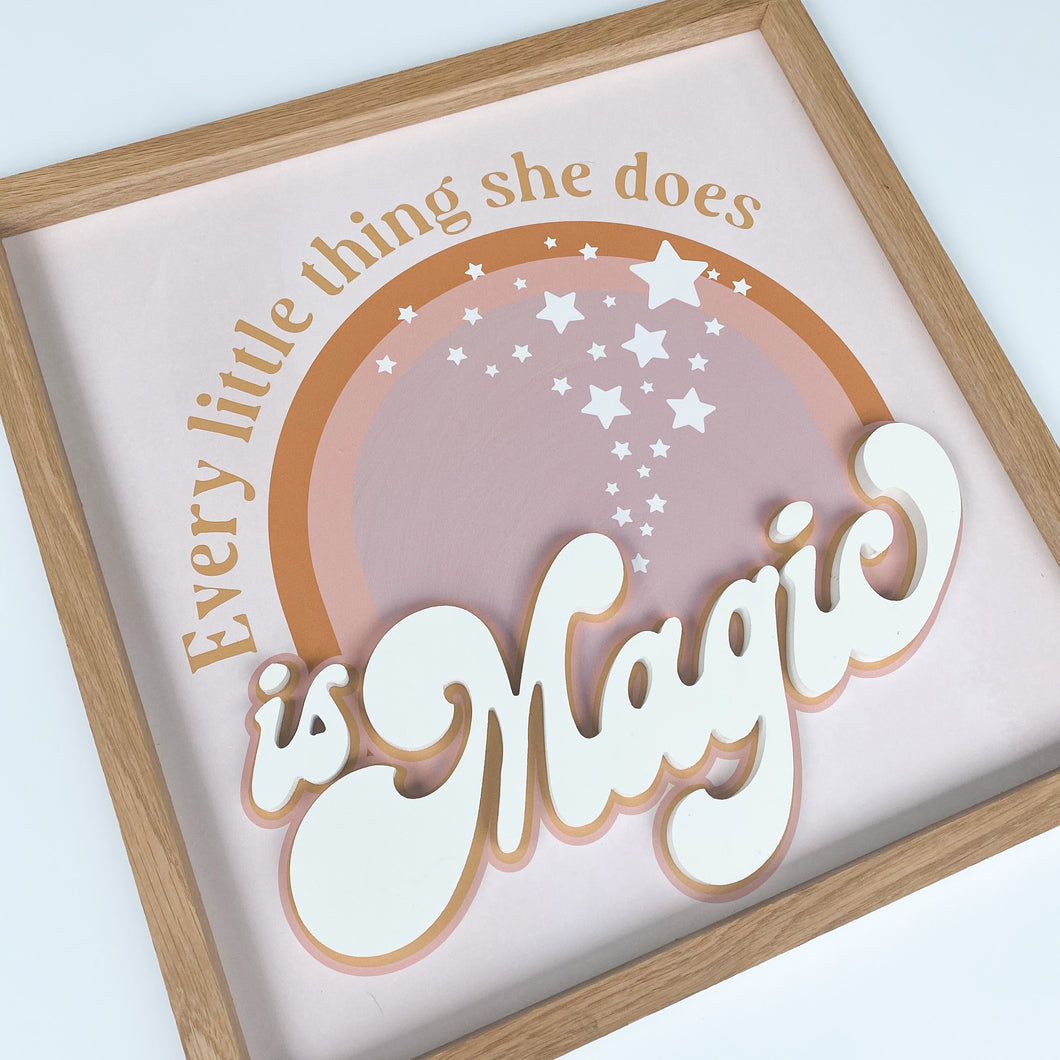 Every little thing she does is magic-Thread Mama Collab