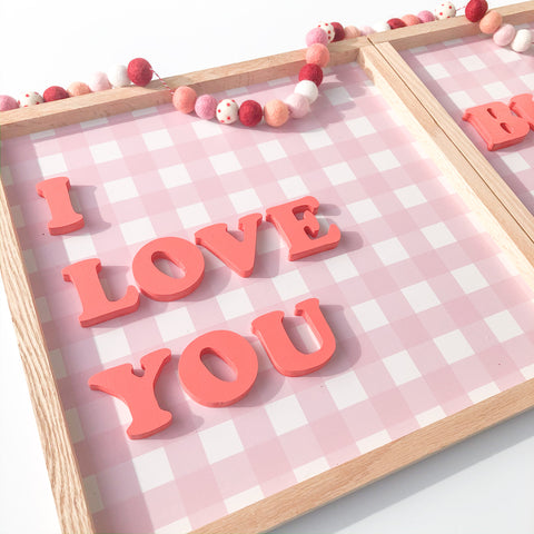 I Love You- Peachy  ( Bushel and a Peck sold separately)