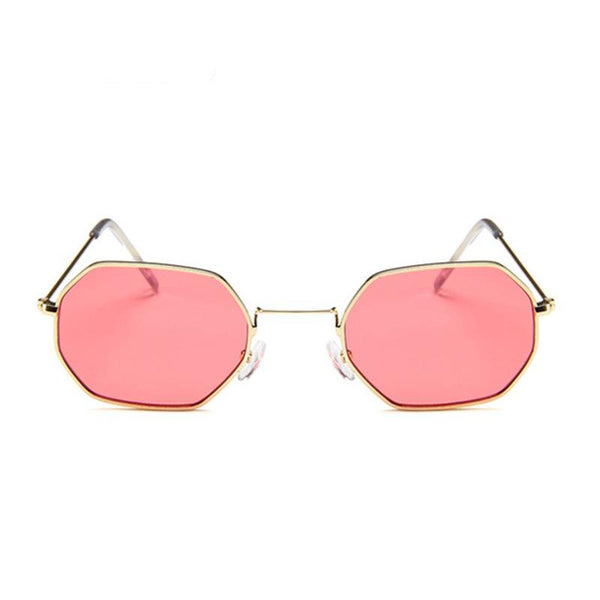 Timothea Small Hexagon SunglassesFortistFortist