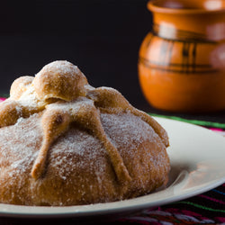 A Little Story Behind the Traditional Pan de Muerto