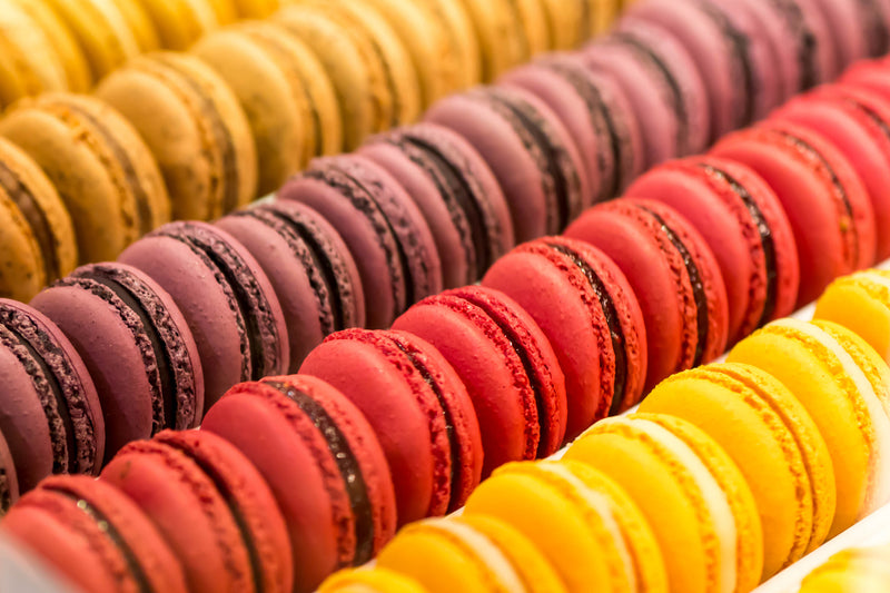 French Macaron, the trendy dessert