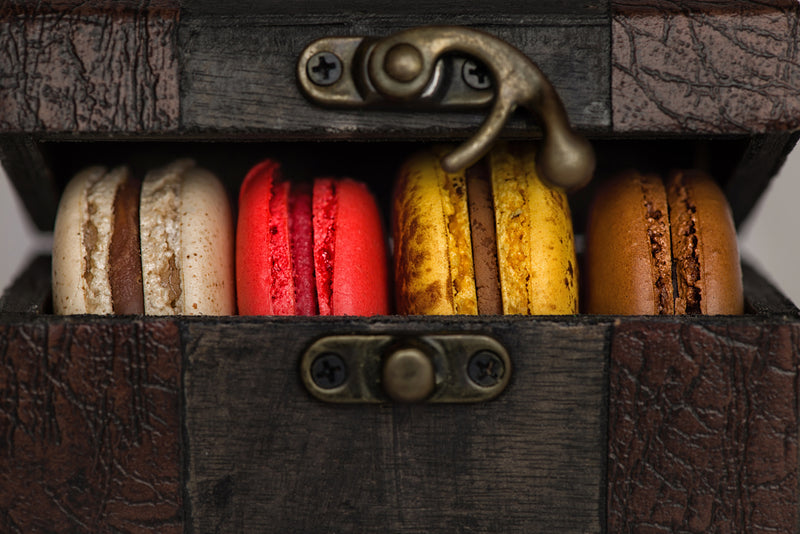 French Macaron vs. Macaroon: Who is Who?