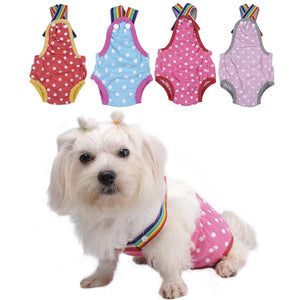 Physiological Pants Dog Diapers Dog Male Female Diapers - FUNKYDOGGIE