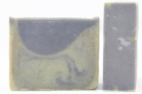 Bergamot + Cedarwood Bar Soap