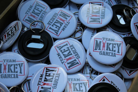 TEAM MIKEY GARCIA BOTTLE OPENER KEYCHAIN