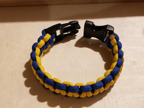 WASP Gear Survival Bracelet