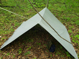 WASP Gear Canvas Flat Tarp