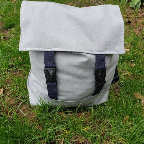 WASP Gear Canvas Backpacks