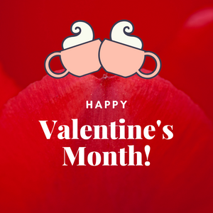 It's the month of love!