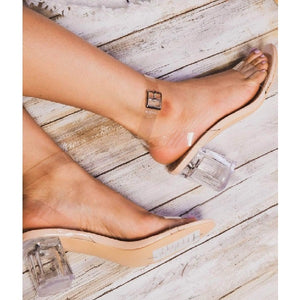 WISDOM-M - Sandals With Ankle Strap