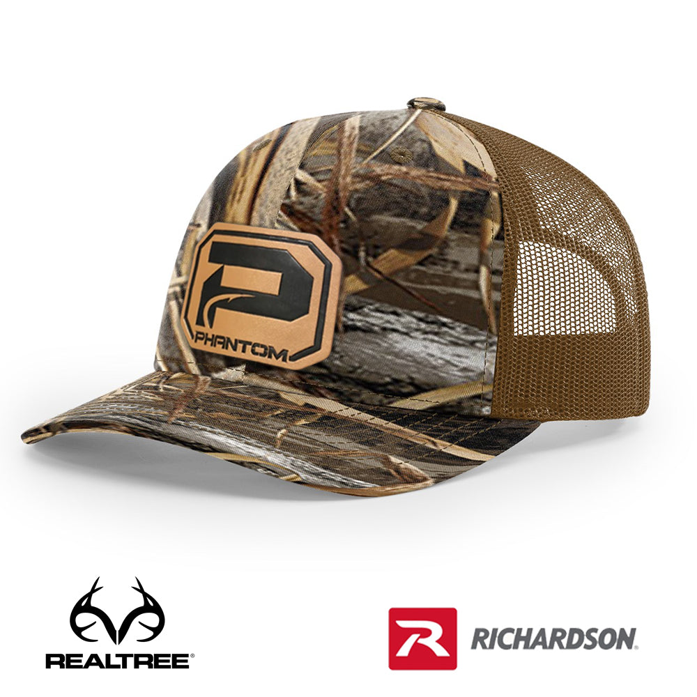 "PHANTOM OUTDOORS ""BLIND SERIES"" PATCH HAT"