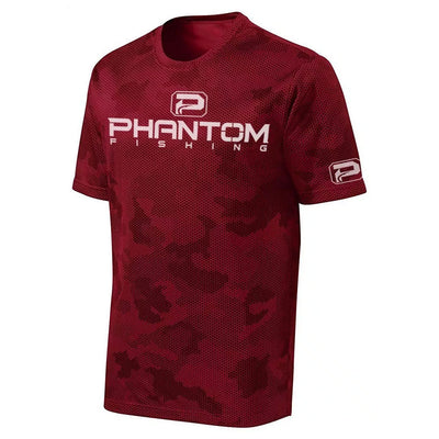 Phantom Fishing Digital Matrix Performance Shirt