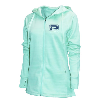 Ladies Performance Full Zip