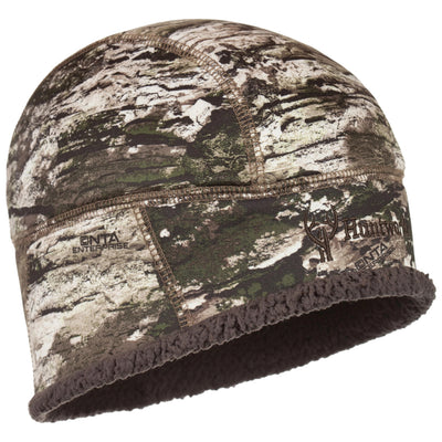 HUNTWORTH SHERPA-LINED FLEECE BEANIE - TARNEN