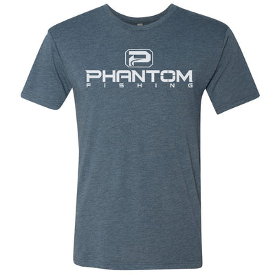 Phantom Fishing Vintage Tri-Blend Tee