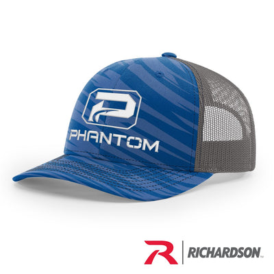 Richardson Camo Streak Structured Trucker Hats