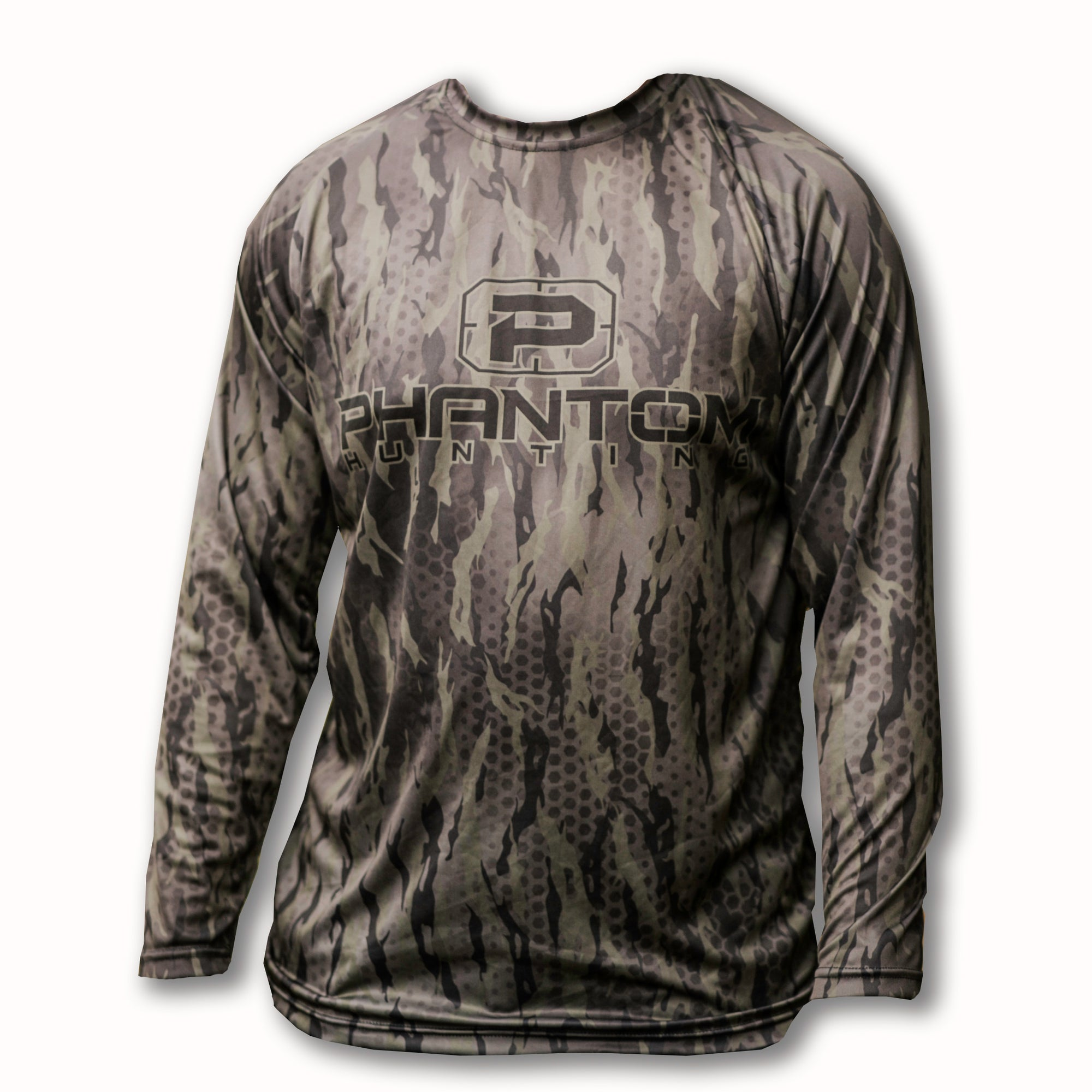 Phantom KNOCKDOWN SERIES Camo Long-Sleeve Performance Shirt