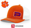 Clemson Richardson Structured Snapback Hat