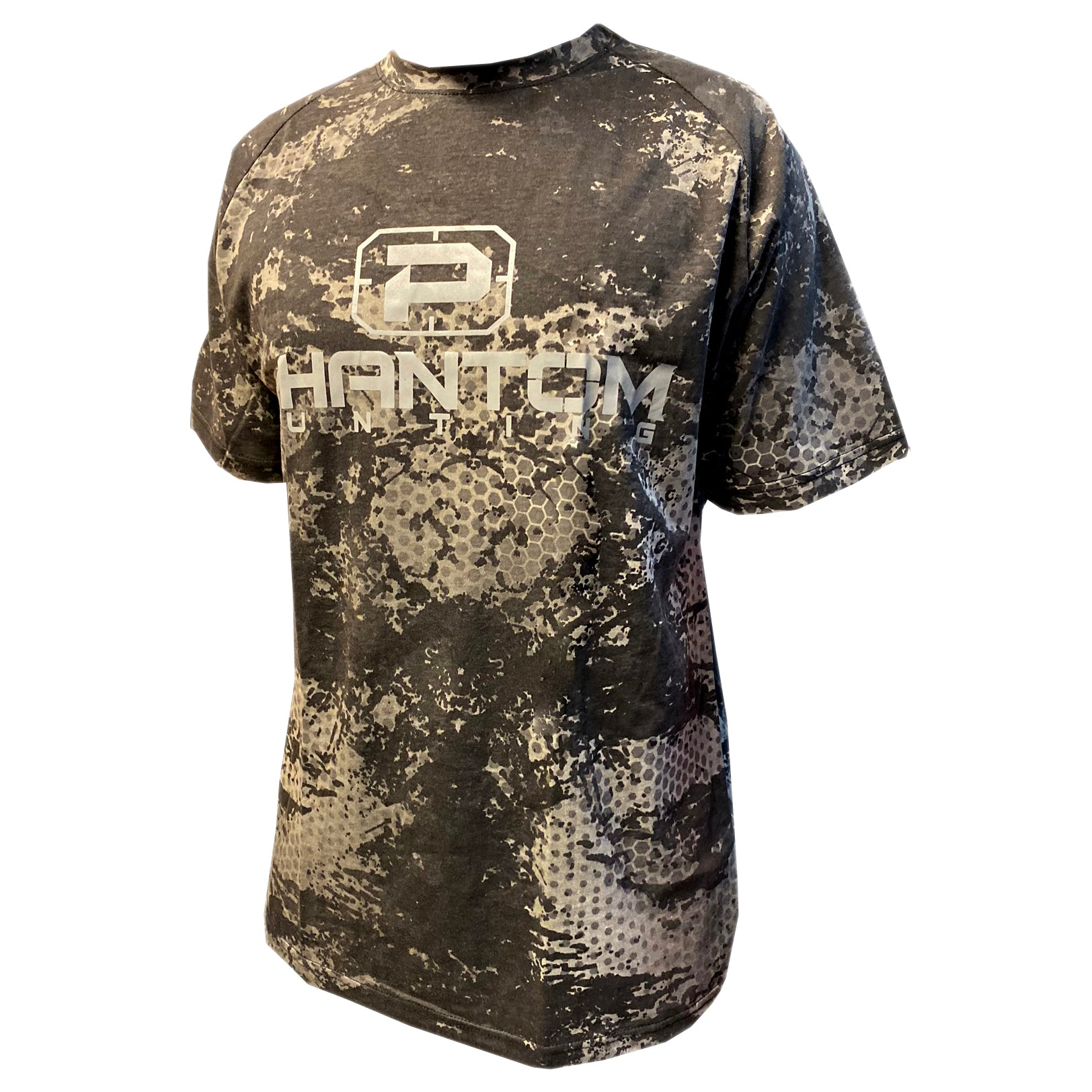 Edge Camo Series Short Sleeve Cotton Blend Tee