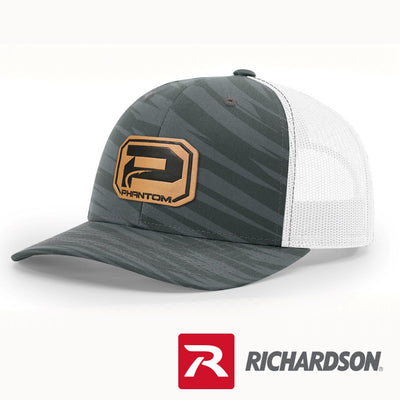 Richardson Legacy Patch Structured Trucker Hats